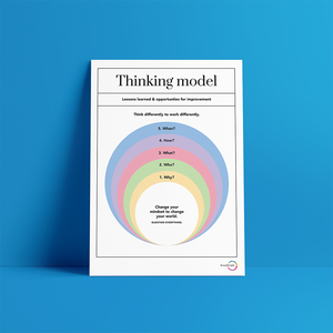 'Thinking Model' Poster