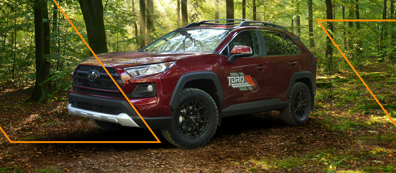 Why you ought to give a 2 Inch Lift kit on a Toyota RAV4 consideration