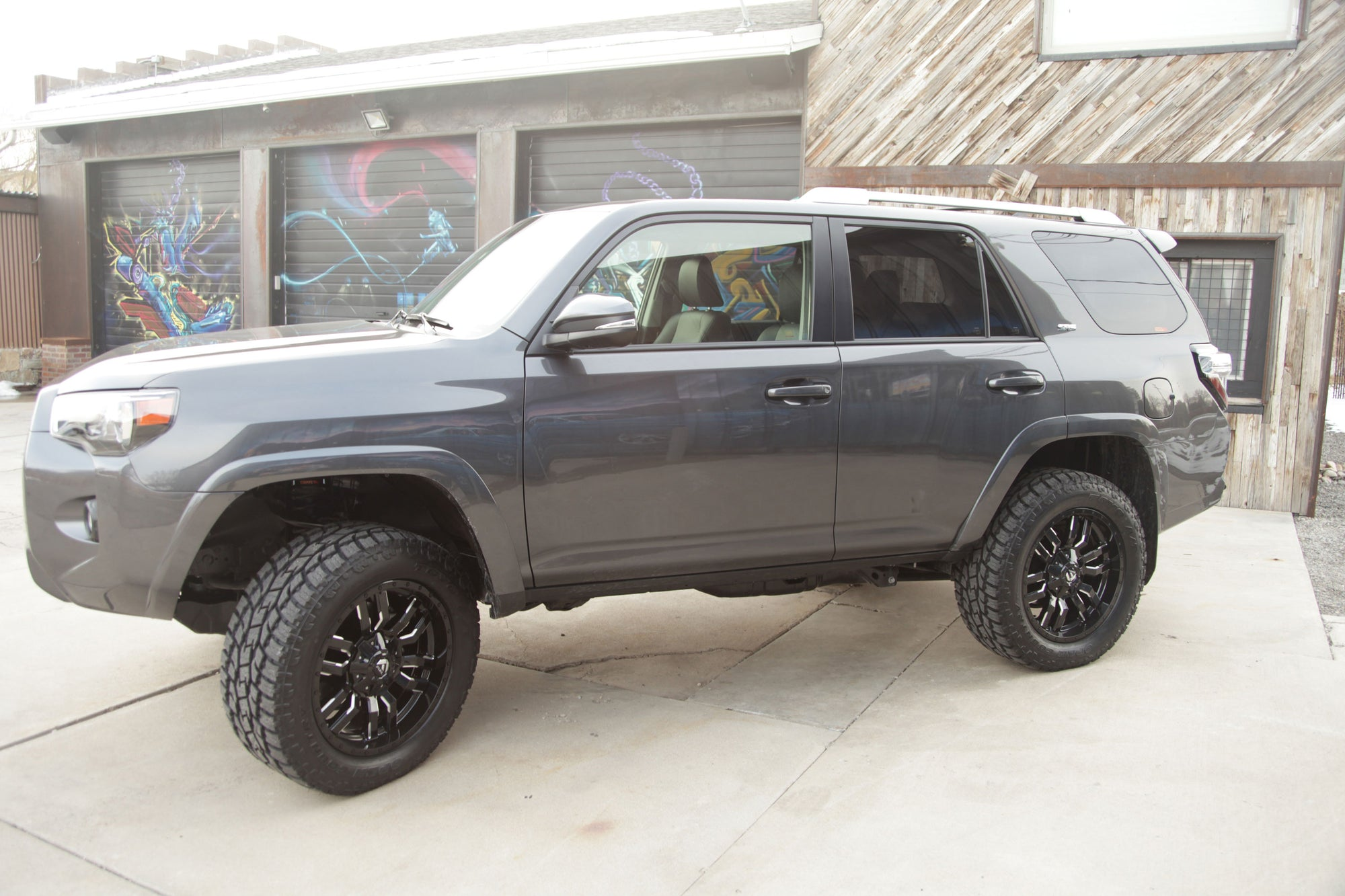 Toyota 4runner 3 1 Leveling Lift Kit Torq Engineering Llc