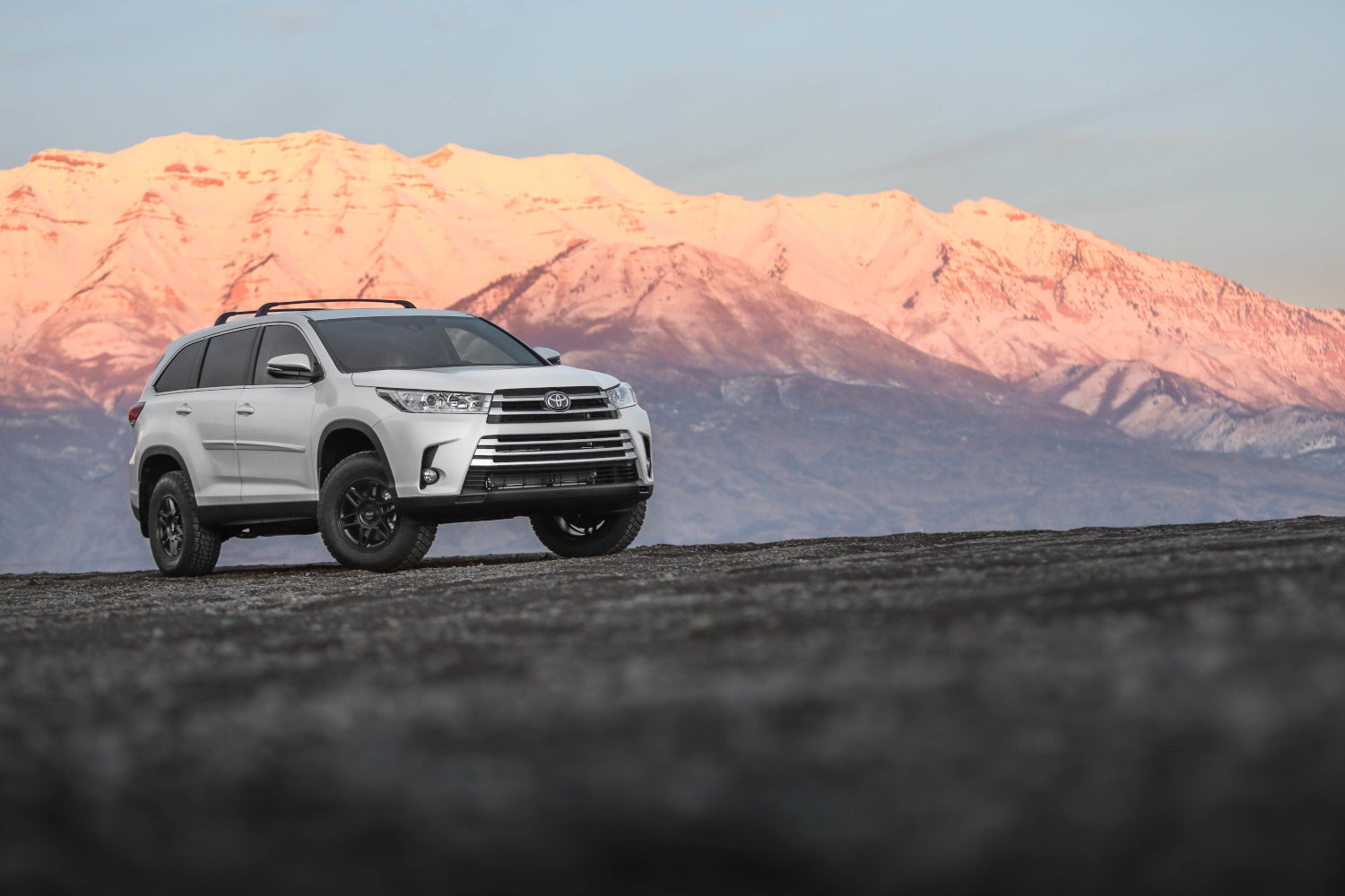 toyota highlander 2 lift kit 2018 2020 torq engineering llc toyota highlander 2 lift kit 2018 2020