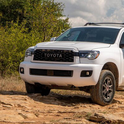 "Toyota Sequoia 3"" Front 2"" Rear Lift Kit"