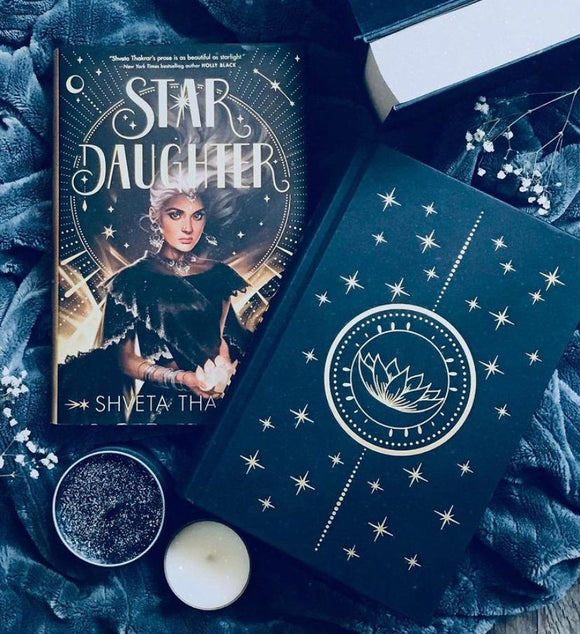 Star Daughter  with Signed Nameplate & Exclusive Gold Foiling