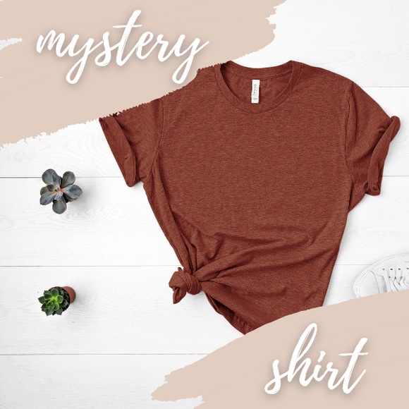Mystery Womens Bookish Shirt