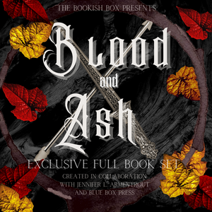 !Digital Signature! From Blood & Ash 3 Book Set Only Pre-Order