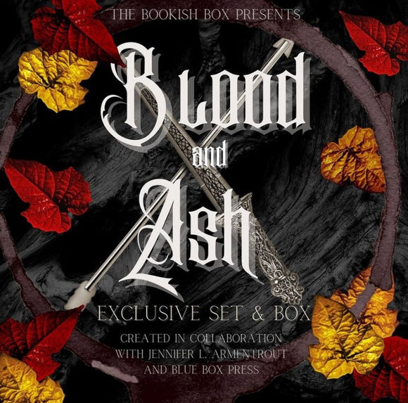 !Digital Signature! From Blood & Ash Full Box Pre-Order