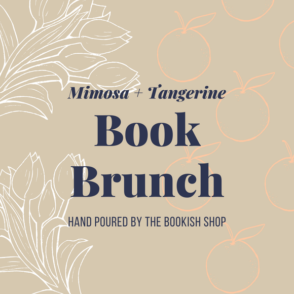 Book Brunch Candle