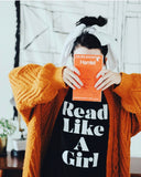 Read Like a Girl Tee