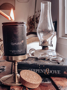 Serpent and Dove Inspired: Chasseur Candle