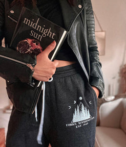 Twilight Inspired: Forks Washington Joggers