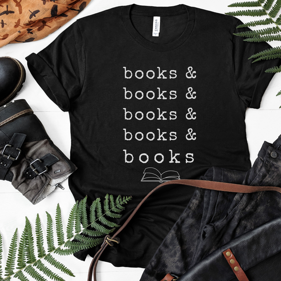 Books & Books Ampersand Tee