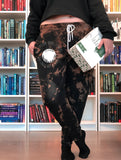 Books & The Moon Bleached Joggers