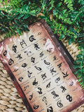 Shadow Hunters Runes Collectable Pouch