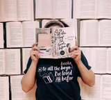 To All the Books I've Loved Before Tee