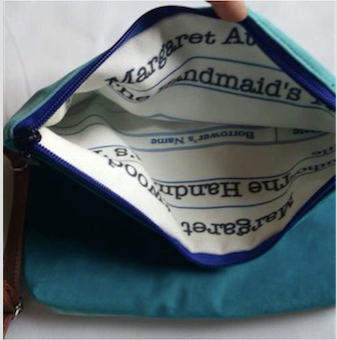 The Handmaid's Tale Inspired Purse