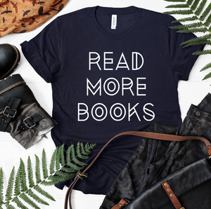 Read More Books Tee