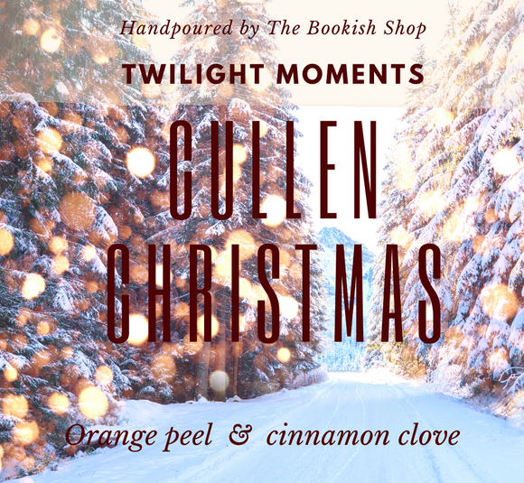 Twilight Moments: Cullen Christmas Candle