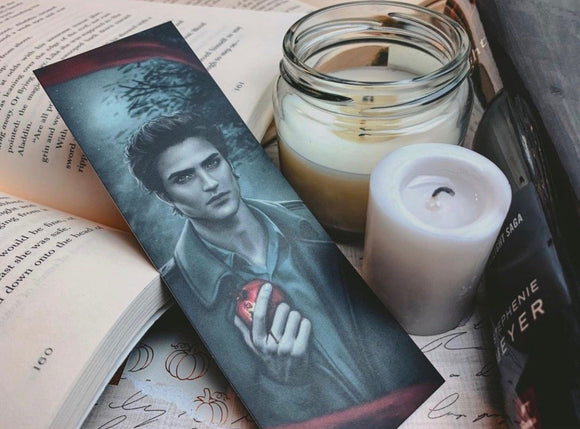 Twilight Inspired Double Sided Bookmark