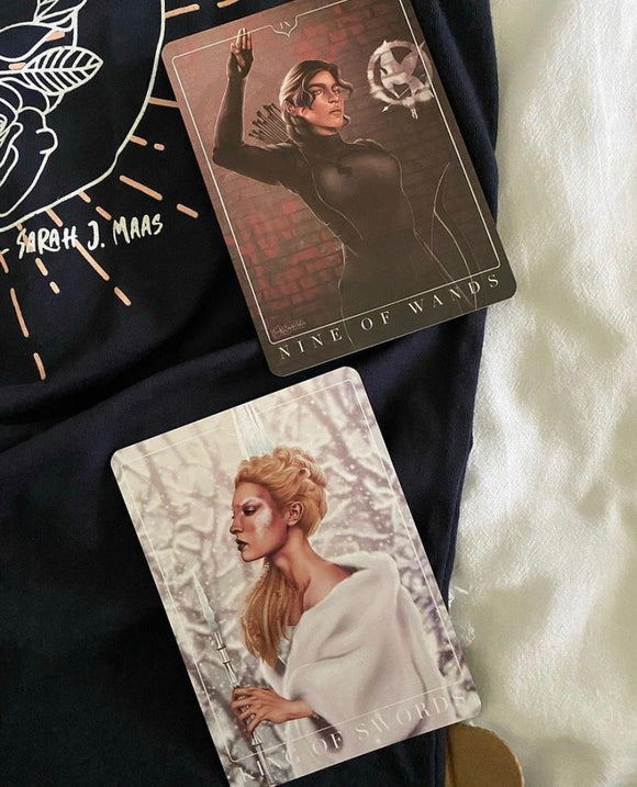 The July 2020 Box Collectable Tarot Cards Set