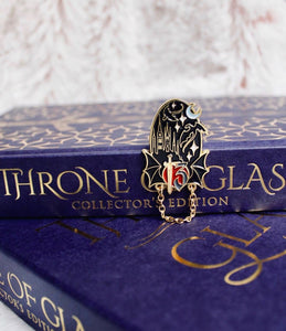 Throne of Glass Collector's Series: 13 Pin