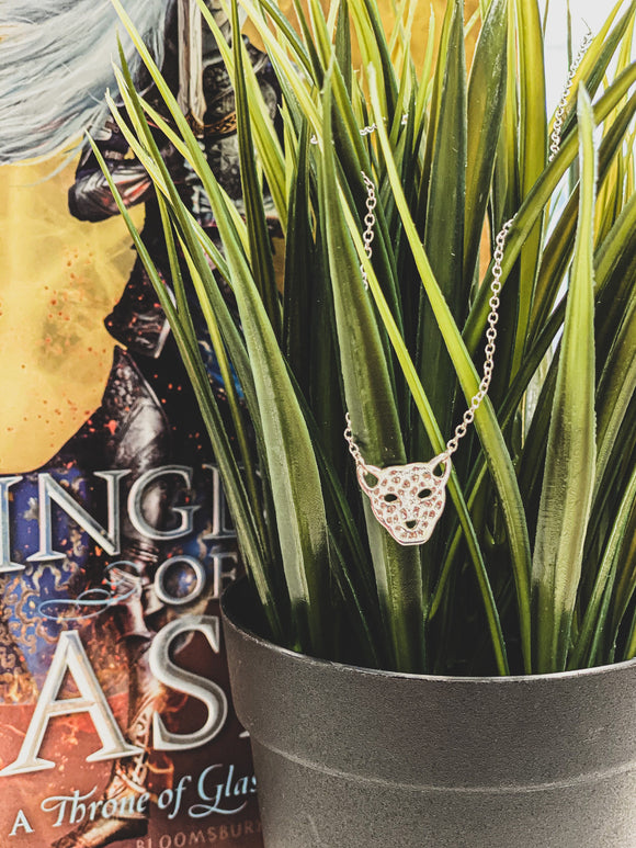 Throne of Glass Inspired: Lysandra Necklace