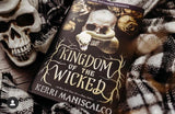 Kingdom of The Wicked with Exclusive Gold Foiling & Signed Artwork