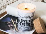 Winter Court Candle