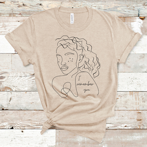 The Invisible Life of Addie LaRue Inspired: I Remember You Tee