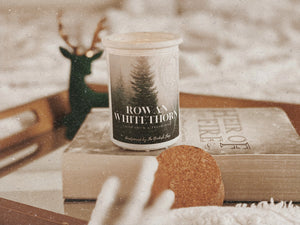 ToG Inspired: Rowan Candle