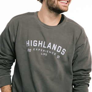Highlands Experience Life Sweatshirt