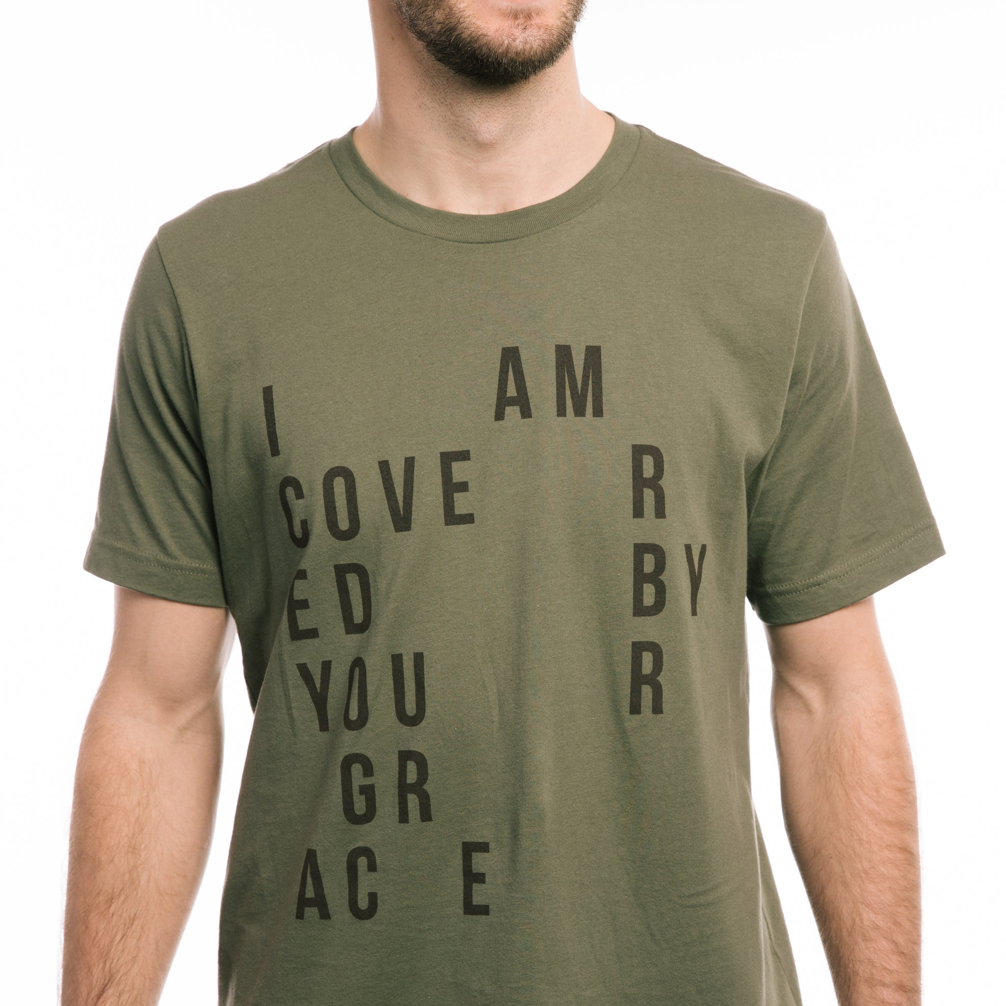 Covered by Your Grace T-Shirt