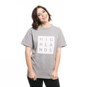 Highlands Box T-Shirt