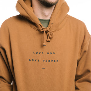 Love God, Love People Sweatshirt