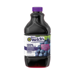 Welch's 100% Grape Juice Purple