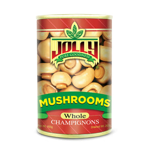 Jolly Whole Mushrooms