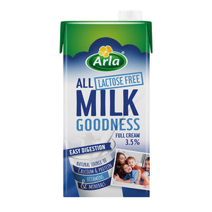 Arla Milk Goodness Lactose Free