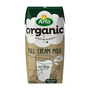 Arla Milk Goodness Organic Full Cream