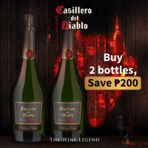 Casillero del Diablo Devil's Brut 2x 750ml Save P200
