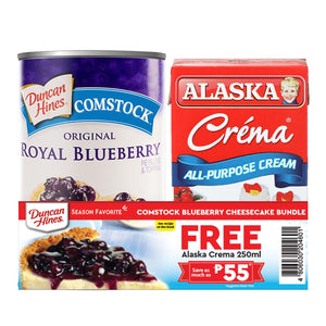 Comstock Blueberry Cheesecake Bundle