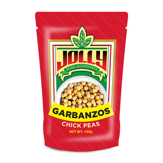 Jolly Garbanzos