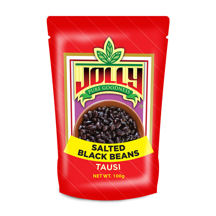 Jolly Salted Blackbeans