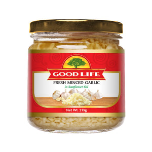 Good Life Minced Garlic