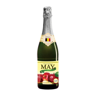 May 100% Sparkling Apple Juice