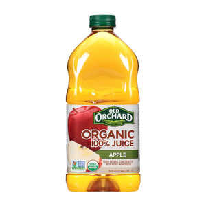 Old Orchard Organic 100% Apple Juice