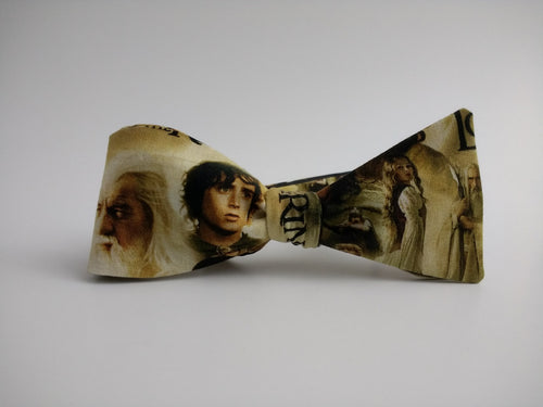 LOTR Two Towers Bowtie