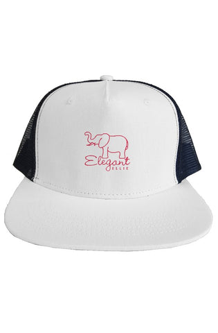 hats - elephant shirt