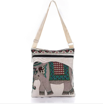 bag - elephant shirt