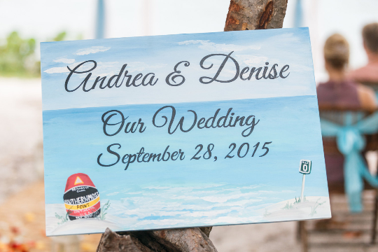 Beach Wedding Decor, Wedding photography Sign, Guest Book Alternative Wood Board-iDecor4you