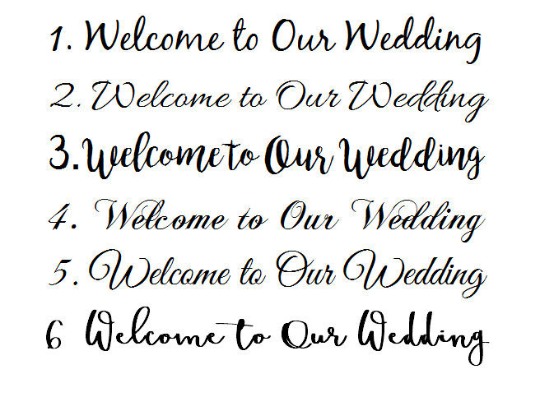 Welcome Wedding Sign, Rustic Wood Decor Directional Signage, Gift for Couple-iDecor4you