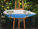 Surfboard Wedding Guest book Alternative Wood sign, Wood Blank sign, Signature Book-iDecor4you