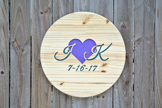 Wedding Guest Book Alternative. Wood guestbook signature board with names. Wedding Gift Idea-iDecor4you